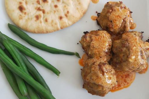 Buffalo Chicken Meatballs Recipe: These Meatballs Could Be the Best Damn Dinner You'll Make All Year