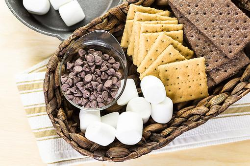 Buh-Bye, Graham Crackers? 9 Fun Ways to Personalize Your S'mores Bar