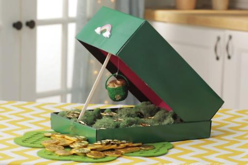 Build a Leprechaun Trap: Try This Creative St. Patrick's Day Activity With Your Kids!