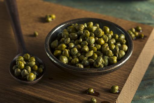 Capers: 8 Fun Facts & a Caper Recipe That Takes 30 Seconds (Seriously!)