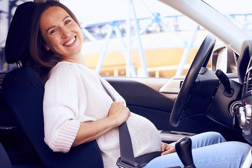 Car Safety During Pregnancy: 3 Tips From the ACOG to Keep Mom-to-be & Baby Safe While Driving