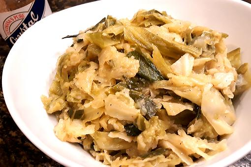 Cheat Day Cabbage Recipe: A Hot Buttered Cabbage Recipe Worth Gaining a Pound For