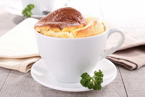 Cheese Soufflé in a Mug Recipe: This Cheese Soufflé Recipe Is Just for Two