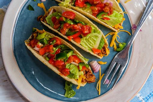 Easy Cheeseburger Tacos Recipe: The Taste of a Juicy Cheeseburger in a Taco Shell
