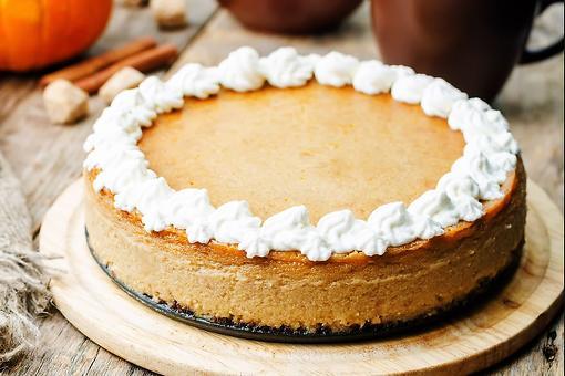 Cheesecake Factory Copycat Recipe: This Pumpkin Cheesecake Recipe Is Just As Good (No Joke!)