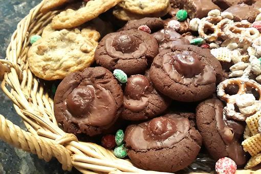 This Cherry Chocolate Cookies Recipe Take Chocolate-Covered Cherries Up the Food Chain