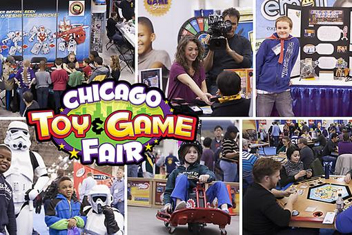 ChiTAG Is Coming to Town: Chicago Parents & Kids, Let's Go Play & Learn With New Toys!