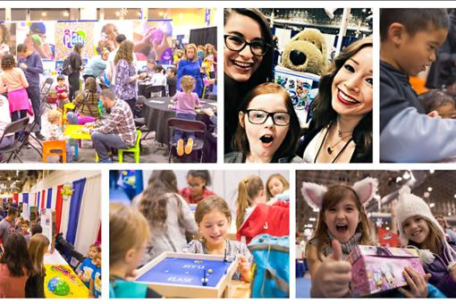Get a Sneak Peek of the 2018 Chicago Toy & Game Fair (ChiTAG) That's This Weekend at Navy Pier!