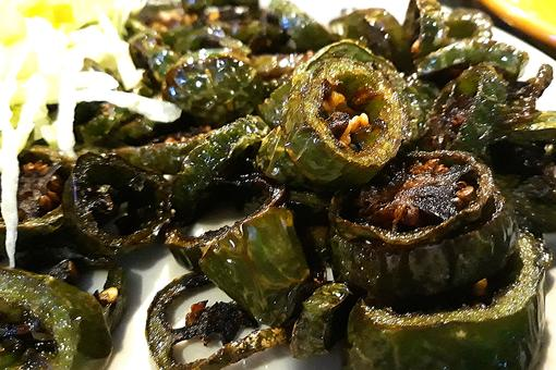 Chiles Toreados Recipe: How to Make Blistered Jalapeno Peppers at Home