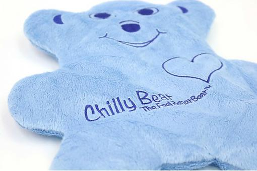 Chilly Bear: Parents & Kids Will Love the Feel Better Bear!