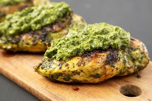 Jaw-Dropping Chimichurri Grilled Chicken Recipe: This Chicken Breasts With Chimichurri Sauce Recipe Is OMG Good
