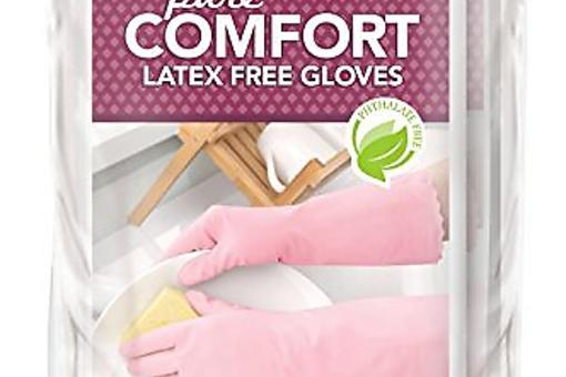 Clean Ones Pure Comfort Gloves Makes Cleaning Safer & Easier!