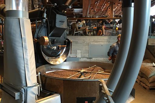 Coffee Lover? Get Your Premium Java Fix at Starbucks Reserve Roastery in Seattle!