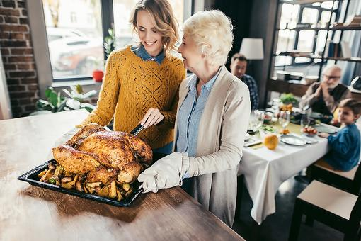 Home Cooking Fires: 10 Tips If You're Cooking Thanksgiving Dinner From the American Red Cross