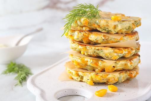 Corn Fritters Recipe: This Easy Corn Fritter Recipe Is Ready in Minutes