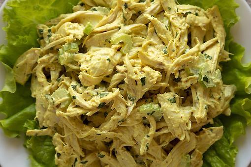 Coronation Chicken Recipe: This 4-Ingredient Chicken Salad Recipe Deserves a Curtsey