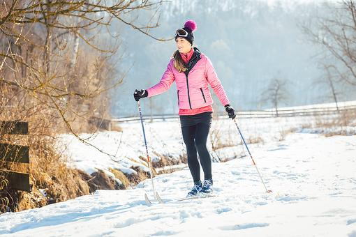 Cross Country Skiing: Outdoor Fun & Fitness for the Whole Family
