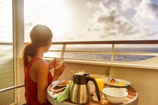 Cruise Food: Room Service Is Included on Ship & Available 24/7!