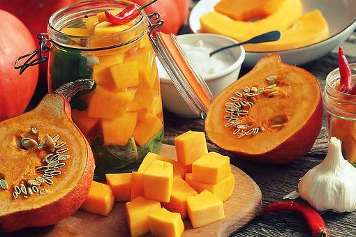 Pumpkin Pickles Recipe: Crunchy Pickled Pumpkin Recipe Is Packed With Fall Flavors