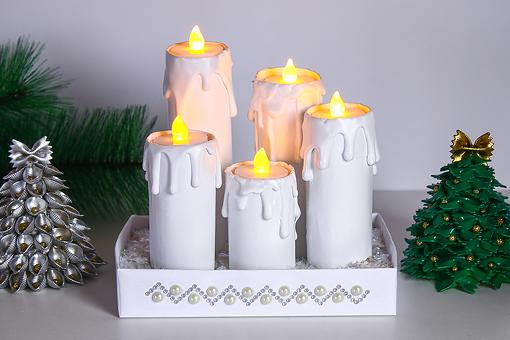 Holiday Toilet Paper Tube Crafts: Light Up Christmas With These Fun DIY Christmas Candles