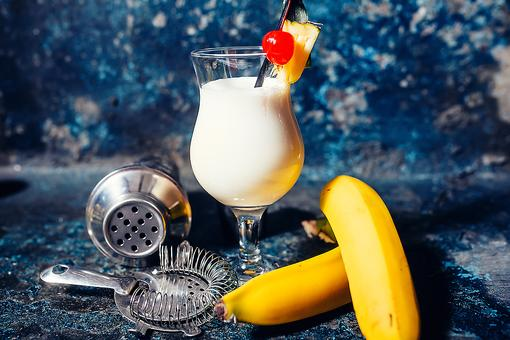 DIY Weekend Daiquiris: How to Make a Crazy Good Banana Daiquiri!