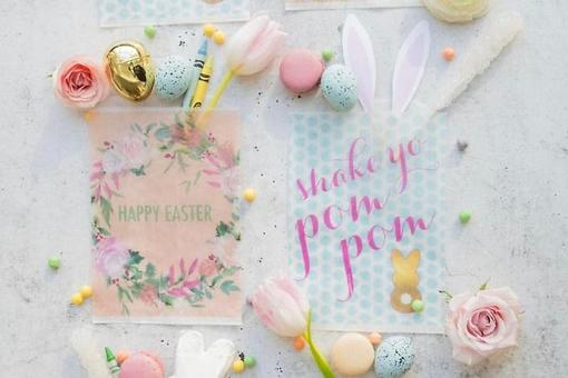 DIY Easter Treat Bags: Cute Decor & a Fun Gift All Rolled Into One!