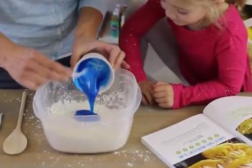 Homemade Slime for Kids: How to Make Borax-free Gak Dough!