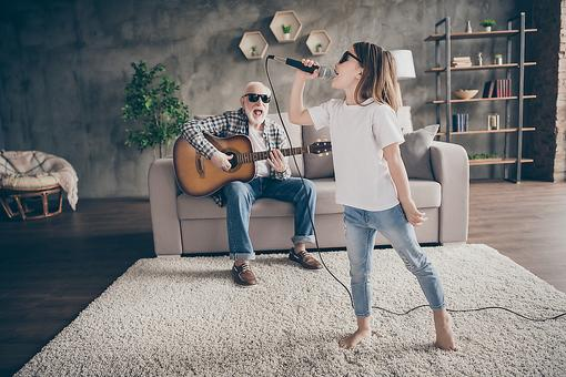 Take a Dance Break to the Comical Sense Playlist: 8 Songs for Kids to Sing & Dance Along With During COVID-19 Social Distancing