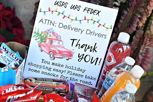 Christmas Gratitude: How to Fuel Up Delivery Drivers & Spread Kindness This Holiday Season