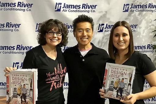 """Design Wise With Vern Yip: The """"Trading Spaces"""" Designer Shares Tips, Trends & More!"""