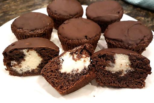 Ding Dong Cupcakes Recipe: Get Excited About This Chocolate Cream Filled Cupcake Recipe