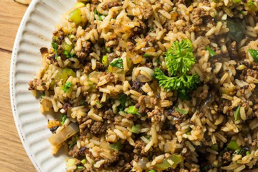 Easy Dirty Rice Recipe: This Down & Dirty Cajun Rice Recipe Would Make Louisiana Proud