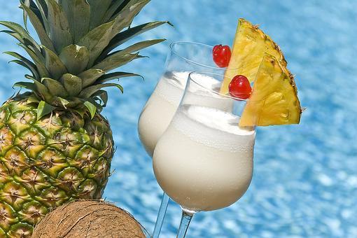 Do You Like Piña Colada? Escape This Weekend With This Fresh Piña Colada Recipe