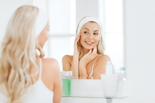 Do You Want Smaller Pores? Try This A-peeling Skincare Tip!