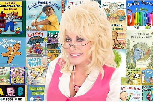 Dolly Parton's Imagination Library: Free Children's Books From Dolly Parton? Yes, Please!