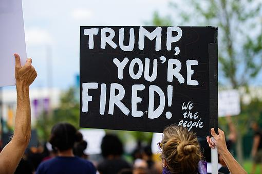 Former President Trump, You're Fired: Why Donald Trump Needs to Move On So We Can, Too