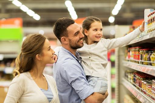 Parents, Take Your Kids to the Grocery Store: Anything Can Be an Adventure for Children!