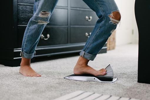 The DorsiFLEX: A One-of-a-Kind, Life-changing Device to Help Alleviate Foot Pain & Aid In Recovery of Plantar Fasciitis