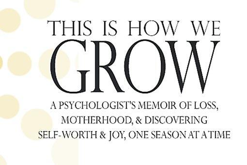 "Dr. Christina Hibbert Shares Her New Memoir, ""This Is How We Grow!"""