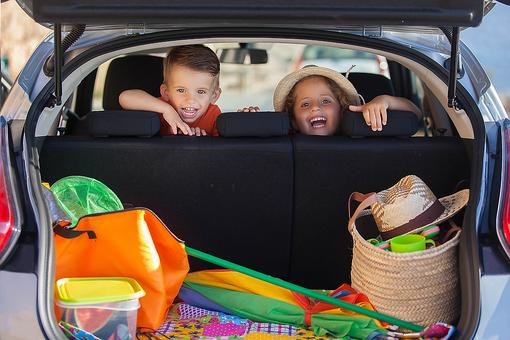 Road Trip With Kids? Here's How to Make the Drive Part of the Fun!