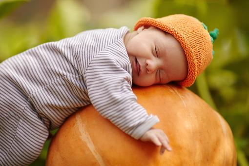 Due in October? 10 Halloween-Inspired Baby Names for Boys!