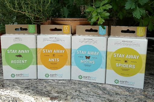 Earthkind Non-Toxic Pest Repellents: Kind to the Earth, Kids, Pets & Your Nose!