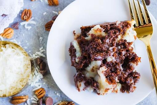 Earthquake Cake Recipe: This Over-the-Top Chocolate Cake Recipe Is an Explosion of Flavors
