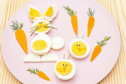 Creative Easter Food Ideas for Kids: 10 Adorable Ways to Turn Mealtime Into Easter-themed Food Fun