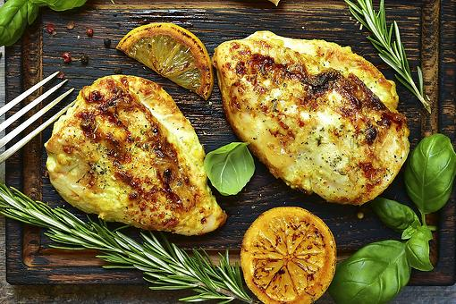 Easy 4-Ingredient Chicken Recipe: 7-Minute Chicken Is the Fastest & Healthiest Recipe You'll Make All Week