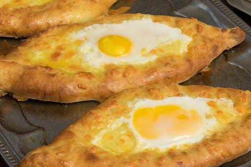 Easy Adjarian Khachapuri Recipe: What's Not to Love About This Georgian Cheese Bread Recipe?