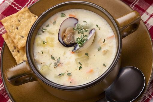 Easy Clam Chowder Recipe: You Don't Have to Be From the Northeast to Love This ​New England Clam Chowder Recipe