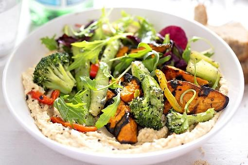 Easy Roasted Vegetables Recipe: Healthy & Colorful Herbes de Provence Vegetable Medley Recipe