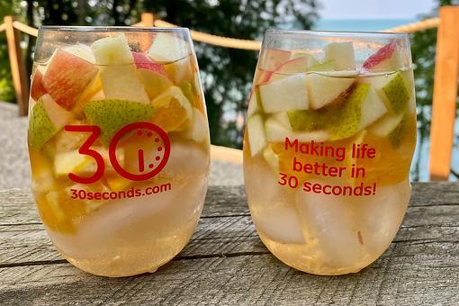 Easy Rosé Sangria Recipe: This Refreshing Rosé Sangria Tastes Like Summer in Spain