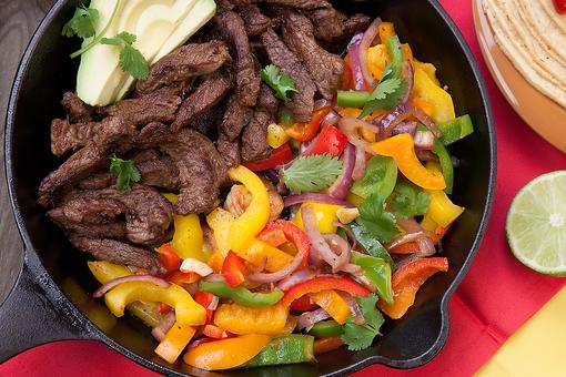Skillet Beef Fajitas: Give Your Grill a Break & Try This Easy Recipe